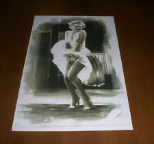MARILYN MONROE 11x17 COLOR PRINT - YOU CHOICE - AIR GRATE - LINGERIE - SEDUCTIVE