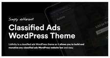 Lisfinity V123 Classified Ads Wordpress Theme