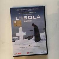 L'ISOLA OSTROV RARO DVD vendita FUORI CATALOGO - PAVEL LONGUINE