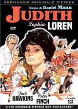 Judith NEW PAL/NTSC Classic DVD Daniel Mann Sophia Loren