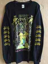 Edge of sanity long sleeve XL shirt Dismember Death metal Hypocrisy Opeth Vader