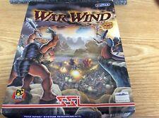 War Wind PC Game Gaming Big Box Edition Retro