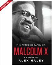 AUTOBIOGRAPHY OF MALCOM X - Classic Reading