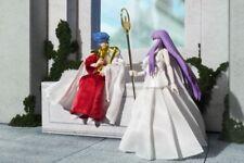 Saint Seiya Myth Cloth Solar God Cloth Abel + Athena Set Action Figure BANDAI