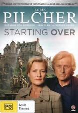Robin Pilcher's: Starting Over  - DVD - NEW Region 4