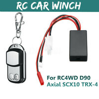 🔥 Remote Receiver Winch Control For 1:10 RC Car Climbing Crawler Off Road Truck