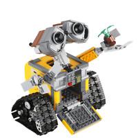 LEGO 21303 ☆ COMPATIBIL100% WALL E ☆ ►NEW PERFECT◄ BULKBOX SPEDIZIONE DA ITALIA
