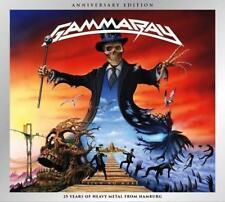 GAMMA RAY-SIGH NO MORE 25TH ANNIVERSARRY EDITION-JAPAN 2 CD G35