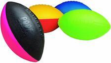 Poof Lot 9.5� Soft Safe Foam Football Ball Indoor Outdoor Play - Random Colors