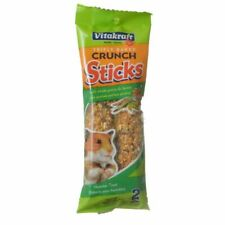 Lm Vitakraft Crunch Sticks Hamster Treat - Whole Grains & Honey 2 Pack - (4 oz)