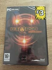 Utopia City PC Game UK PAL Brand New and Sealed