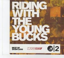 (FR26) Riding With The Young Bucks Best Of SXSW 2006 - Music Week CD