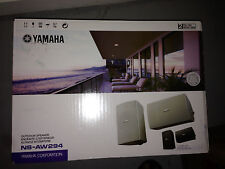 Yamaha NS-AW294 Outdoor Speakers,nsaw294,NSAW294 (WHITE),PAIR