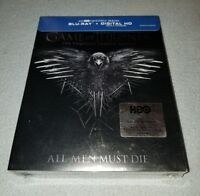 Game of Thrones: The Complete Fourth Season (Blu-ray Disc, BRAND NEW SEALED
