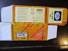BOITE VIDE NOREV  CITROEN 2CV AZU  1965  EMPTY BOX CAJA VACCIA