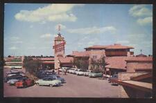 POSTCARD FT FORT WORTH TX/TEXAS WESTERN HILLS TOURIST HOTEL 1950'S