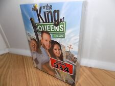 The King Of Queens Complete Season 3 & 4 3rd/4th 2 DVD lot - BOTH BRAND NEW