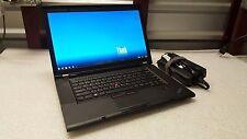 Lenovo ThinkPad T530, i5,8GB,500GB ,DVD+RW,Webcam, Win 10 Office 2010 Dock