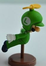 Furuta Choco Egg Wii 3 Super New Mario Bros Figure Figurine Luigi
