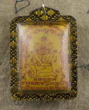 Amulette Thaï Khmer Yin tong érotique Talisman Huile Couple Fertilité Amour 1750