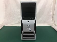 Dell 490 Workstation Dual Xeon Quad Core 8GB RAM 250GB HDD Nvidia Quadro 3800