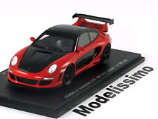 1:43 Spark Porsche 911 (997) GTR 600 Evo red/black Ltd.500 pcs.