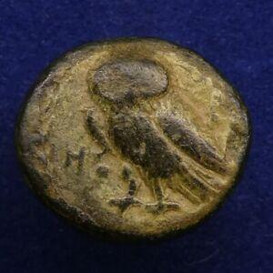 ATTICA, Athens. Circa 307-300 BC. Æ.