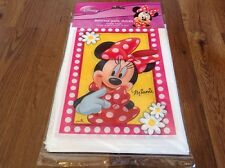 NEW DISNEY MINNIE MOUSE 50 PC BIRTHDAY CANDY LOOT PARTY BAGS FOR GOODIE TREATS