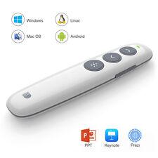 Doosl Wireless Presenter 2.4GHz Powerpoint Presentation Remote Control Pointer