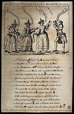 William Shakespeare's Macbeth Witches 7x5 Inch Print