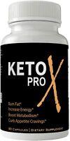 Keto Pro X Weight Loss Pills - KetoX Pills Keto BHB Capsules - KetoXfactor Di...