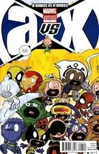 A-Babies vs X-Babies - VARIANT COVER - One Shot the holy grail of young variants