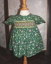 Rare ancienne robe de fillette vintage, linge ancien