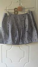 BNWT Miss Shop Size 8 Checkered Skirt R.R.P $59.95