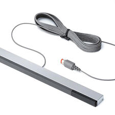 Wired Sensor Wired Remote Sensor Bar Infrared Ray Inductor For Wii Controller~
