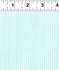 Guess How Much I Love You Blue & White Stripes Fabric FQ + More 100% Cotton