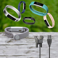 Replacement USB Power Charger Cable For Activity FitBit Alta Smart Watch Tracker
