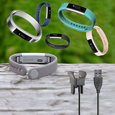 Ricambio alimentazione USB Charger Cable For Activity FitBit Alta Orologio Smart