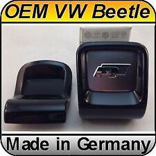 Original VW Beetle ( 2013 - ) Black R Line Sport Steering Wheel Clip OEM Emblem