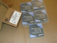 🔥 IBM 24R1922 LTO3 ULTRIUM 400GB LTO-3 TAPES 5 PACK NEW 💯