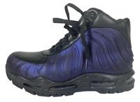 NIKE AIR MAX FOAMDOME FOAMPOSITE EGGPLANT 843749 500 Mens BOOTS Sizes 8.5 9 10