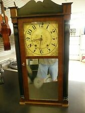 Jerome & Darrow Antique Mantel Shelf Clock 1824-1833 L@@K