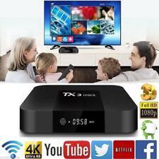 2018 Android 7.1 Smart TV Box 2GB 16GB Media Player Internet Streamer TX3 Mini