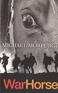 War Horse by Michael Morpurgo (Paperback) Book