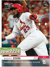2019 Topps Now Marcell Ozuna #852