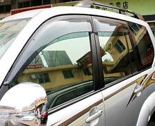 2003-2009 For Toyota Prado Fj120  Quality Window Visor Vent Shade Rain Sun Guard
