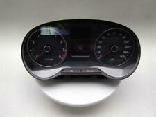 Volkswagen Polo 6R 2010 To 2014 1.4 Petrol Automatic Instrument Cluster Speedo
