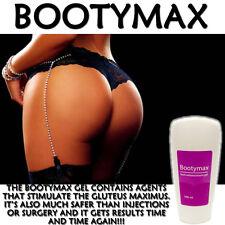 BOOTYMAX BUM ENLARGEMENT GEL ENLARGE BUTTOCKS FAST MAX STRENGTH BIG BUTT
