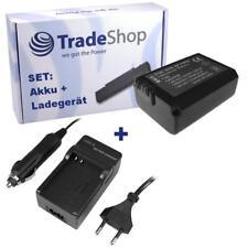 AKKU + LADEGERÄT für Sony Alpha 3000 Alpha 5000 Alpha 5100 Alpha 6000