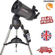 Celestron NexStar 6 SLT Computerised Schmidt-Cassegrain Telescope (UK Stock)